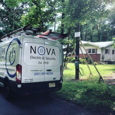 Avatar for Nova Electric & Security