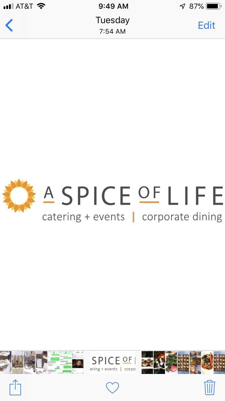 A Spice of Life Catering and Events