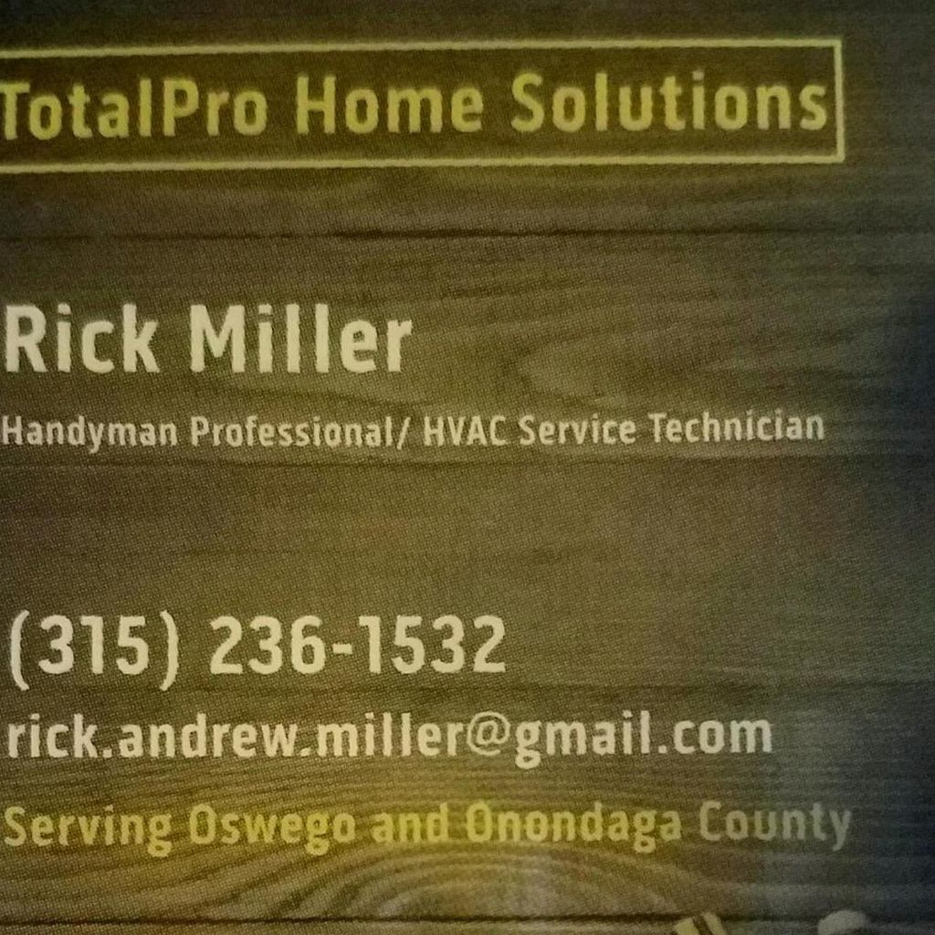 Total Pro Home Solutions
