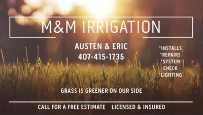 Avatar for M&M Irrigation