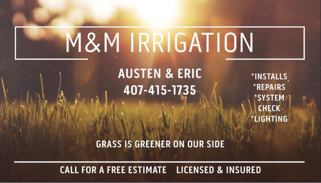 M&M Irrigation