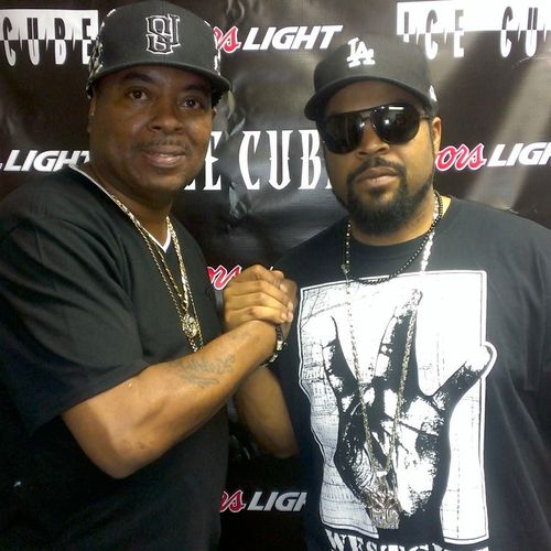 DJ MIKE D & ICE CUBE