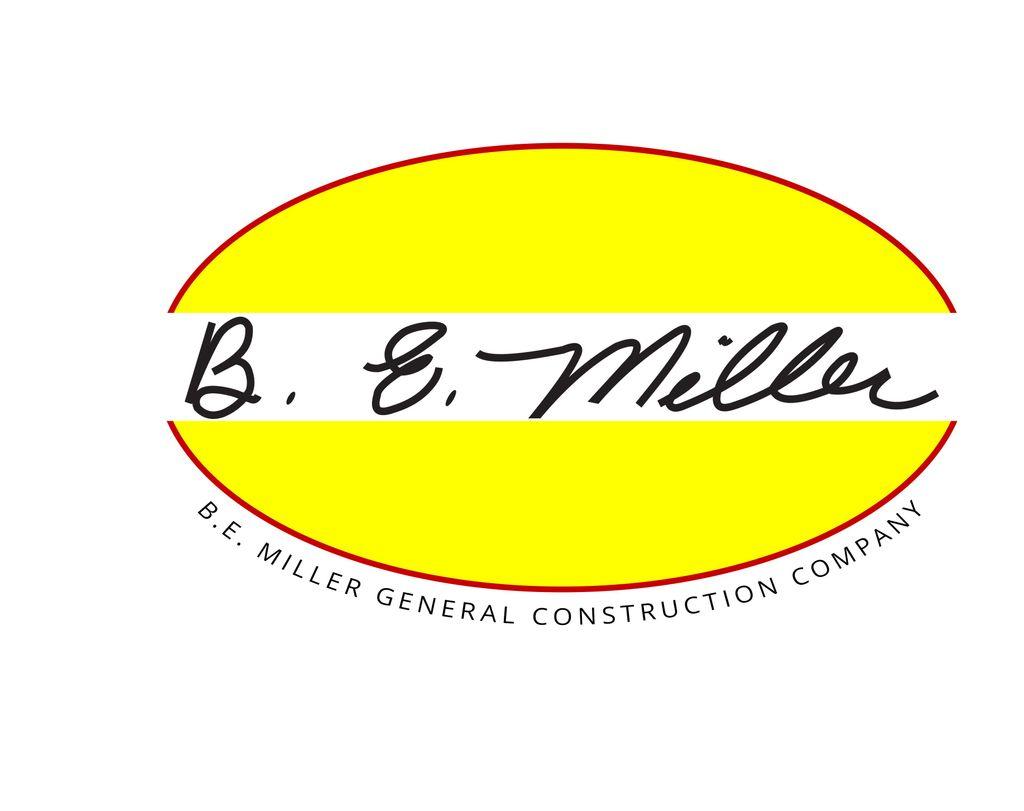 B.E. Miller General Construction Company