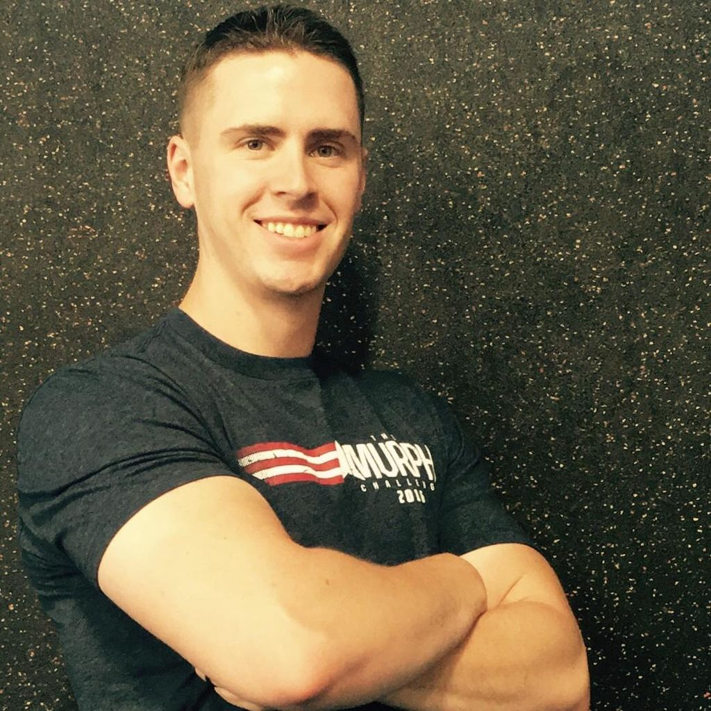 Nate Gay, NSCA-CPT