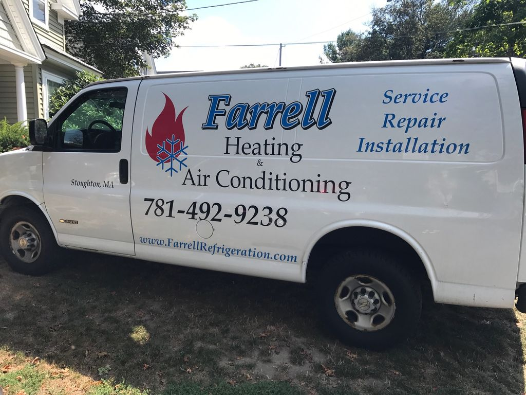 Farrell Heating & Air Conditioning