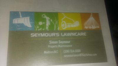 Avatar for Seymour's Landscape