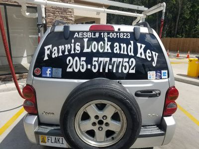 Avatar for Farris Lock And Key Leeds, AL Thumbtack