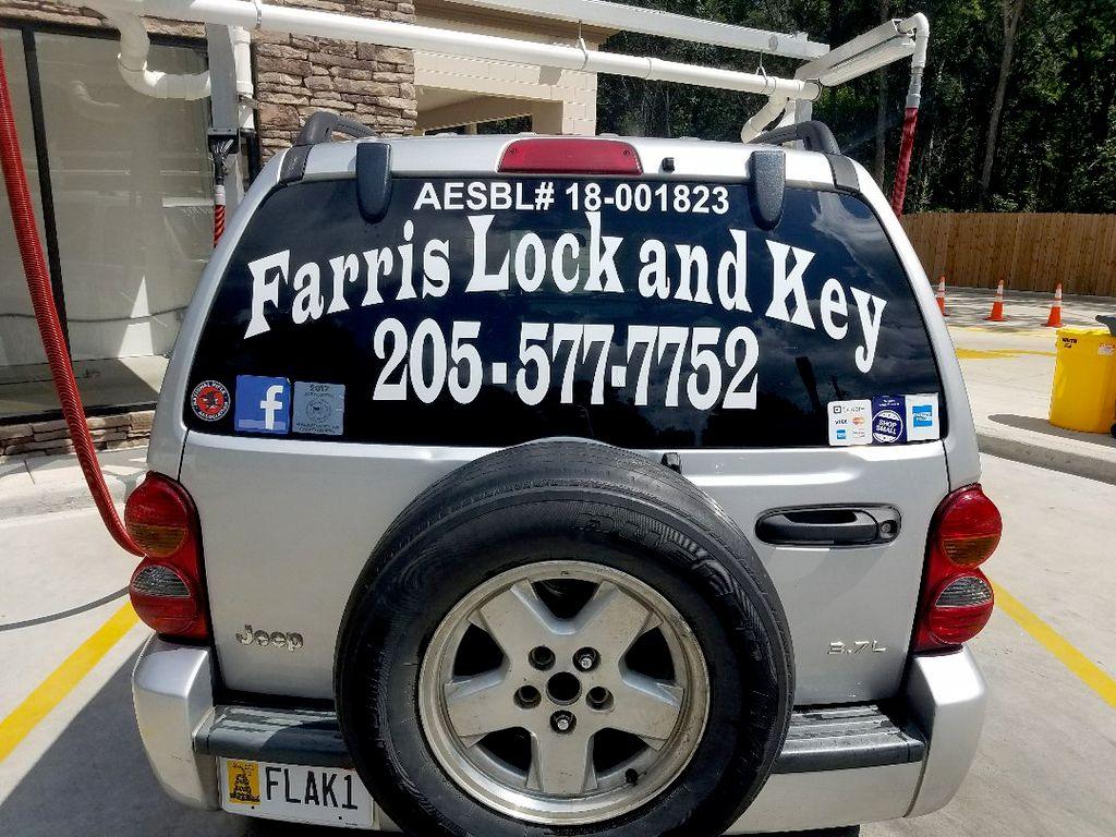 Farris Lock And Key
