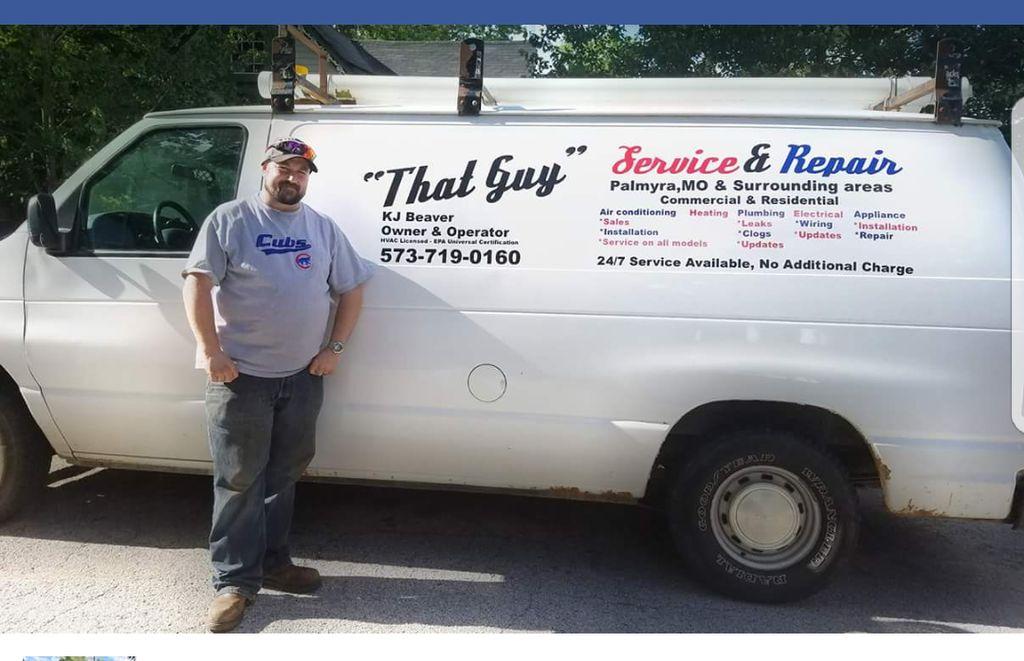That Guy Service & Repair