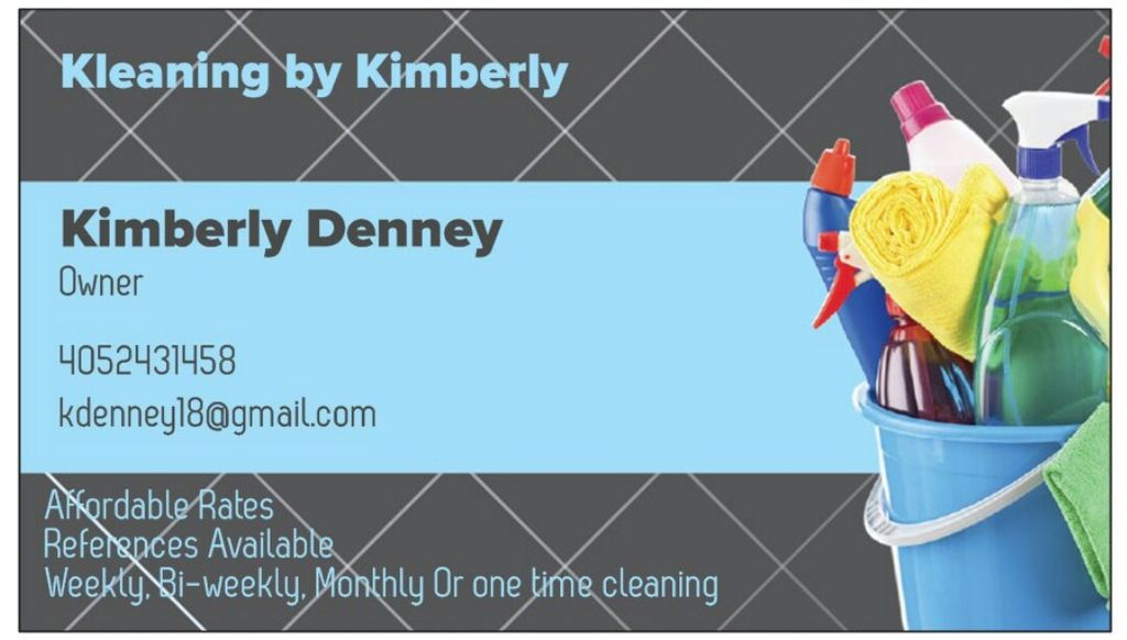 Kleaning by Kimberly