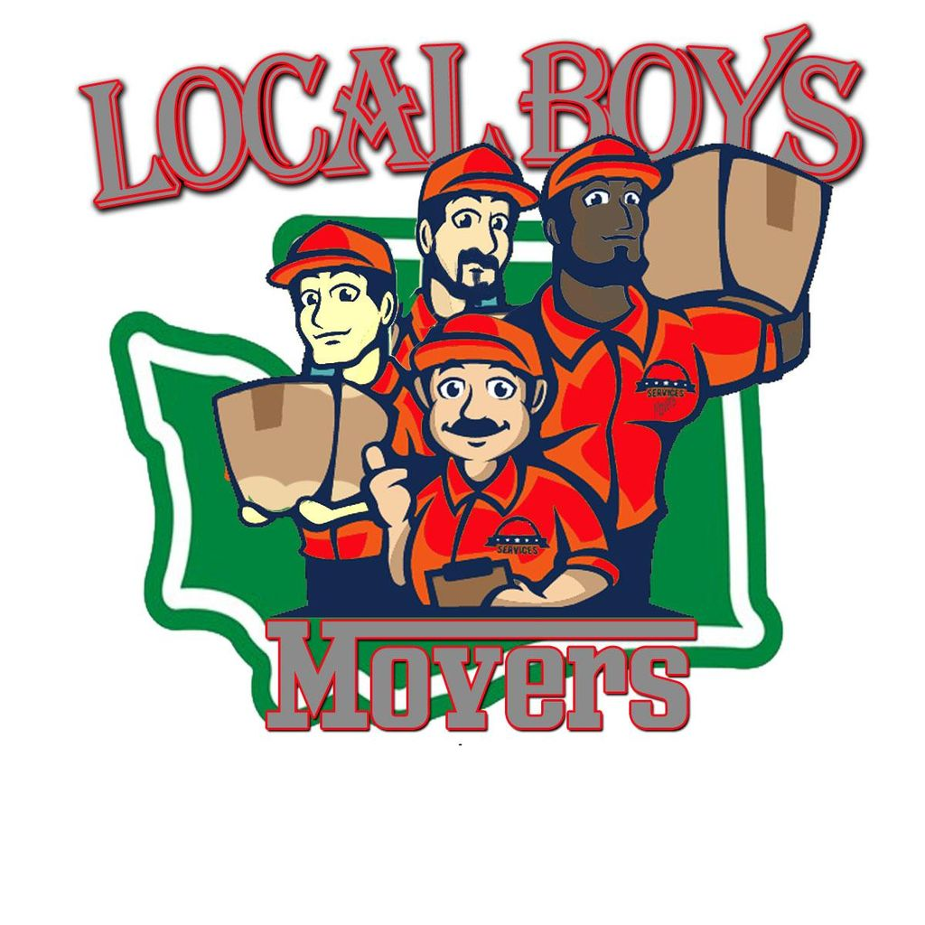 Local boys movers