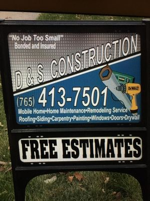 Avatar for D&S Construction Lafayette, IN Thumbtack