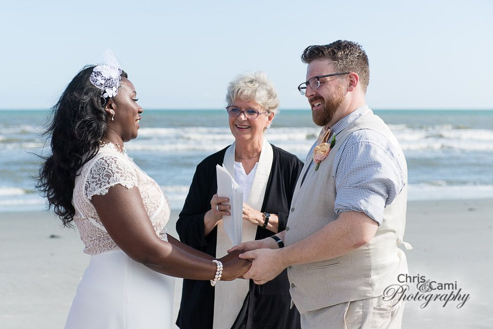 Barbara Pinker Wedding Officiant