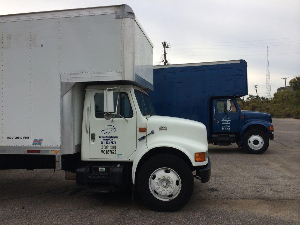 1st Class Moving & Storage