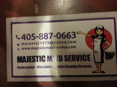 Avatar for Majestic Maid Service Bethany, OK Thumbtack