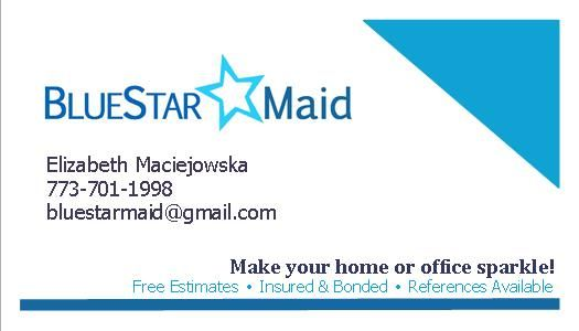 Blue Star Maid