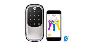 'Smart' Electronic Keypads