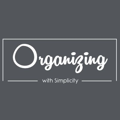Organizing with Simplicity