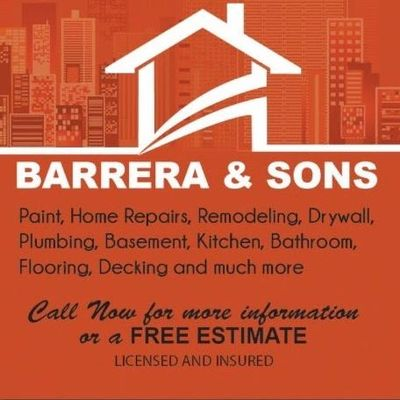 Avatar for Barrera & Sons Remodeling, LLC