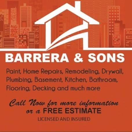 Barrera & Sons Remodeling, LLC