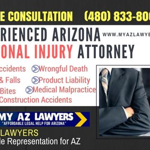 Experienced Personal Injury Attorneys