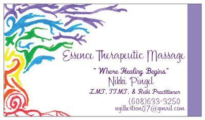 Avatar for Essence Therapeutic Massage Sparta, WI Thumbtack