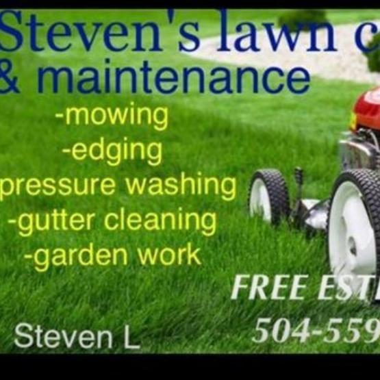 Stevens Lawn Maintenance