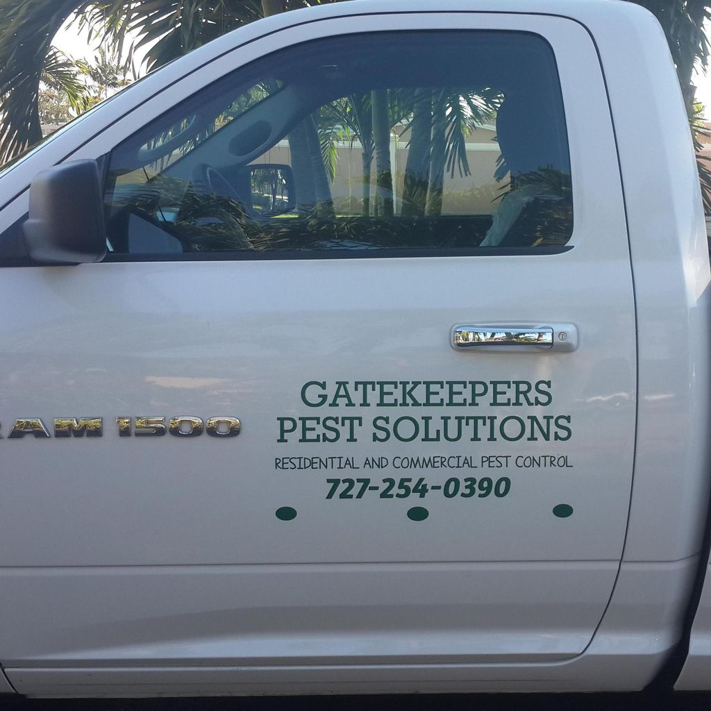 GATEKEEPERS PEST SOLUTIONS