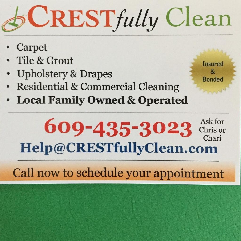 CRESTfully Clean