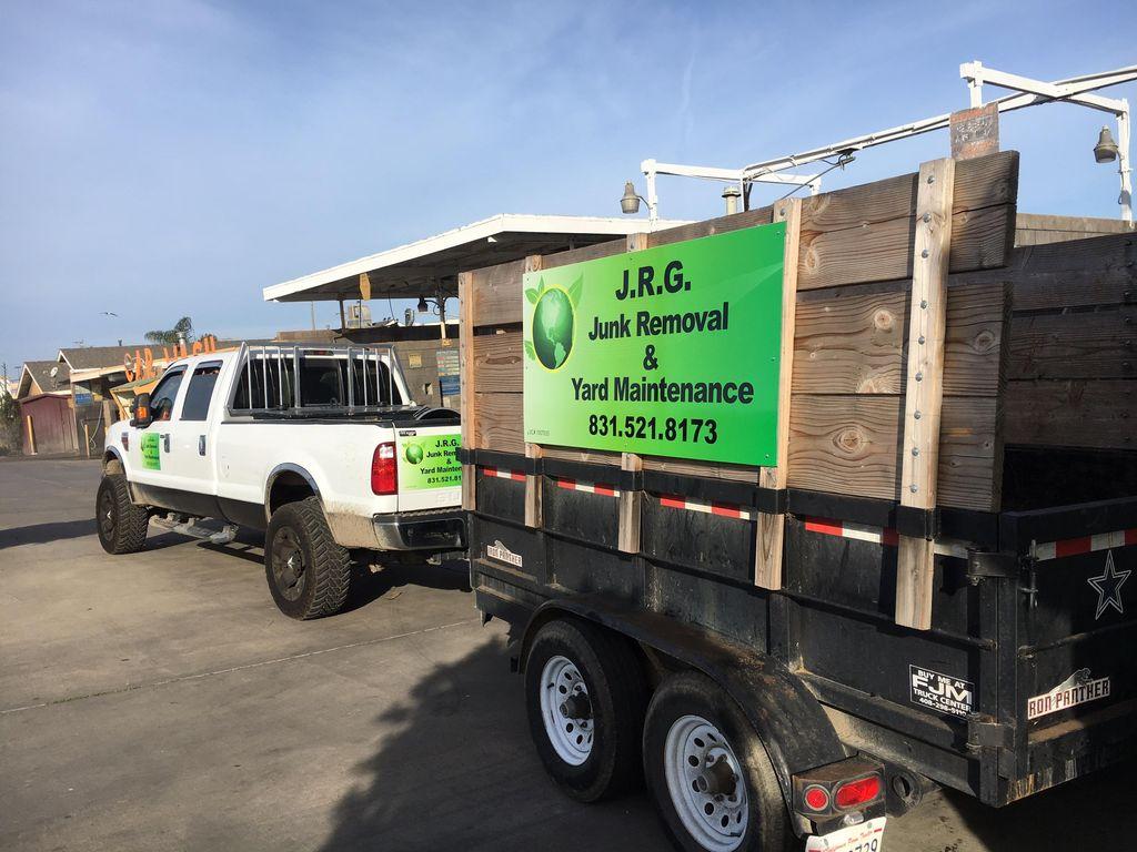 JRG Junk Removal & Yard Maintenance