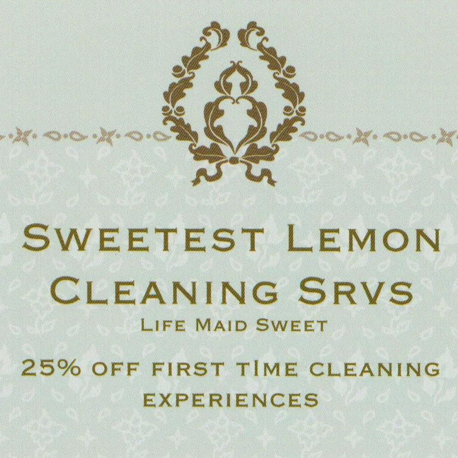 Sweetest Lemon Cleaning Srvs