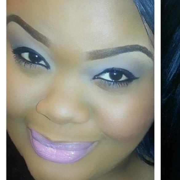 Nathania English Makeup