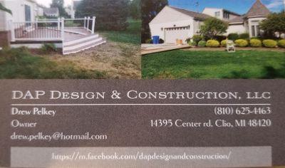 Avatar for DAP Design & Construction Fenton, MI Thumbtack