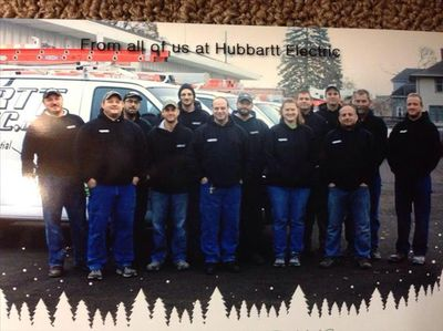 Avatar for Hubbartt Electric Manitowoc, WI Thumbtack