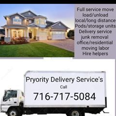 Avatar for Pryority Moving & Delivery Service's