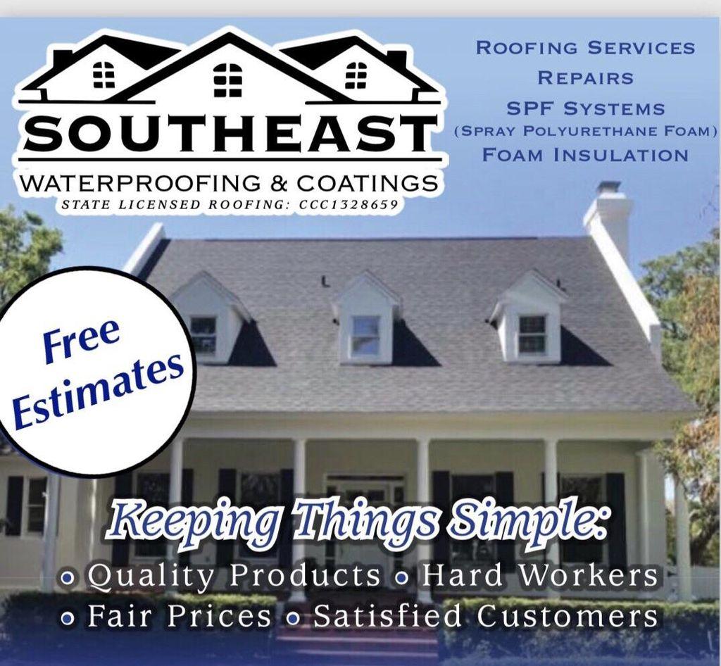 Southeast Waterproofing and Coatings