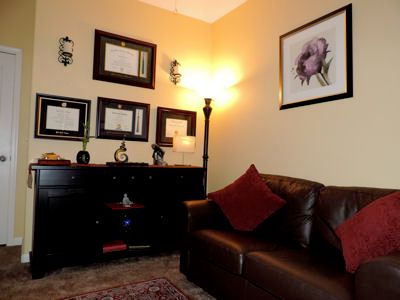 Another shot of the therapy room.