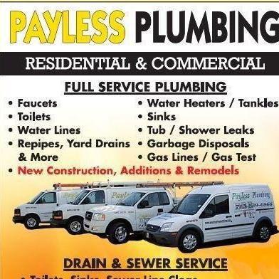 Avatar for Payless Plumbing Houston, TX Thumbtack