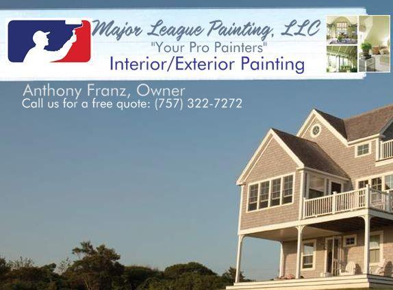 Major League Painting, LLC