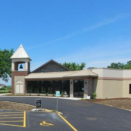 Mt. Horeb United Methodist Church Phase 1 Addition