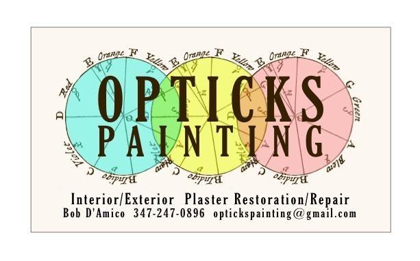 Opticks Painting