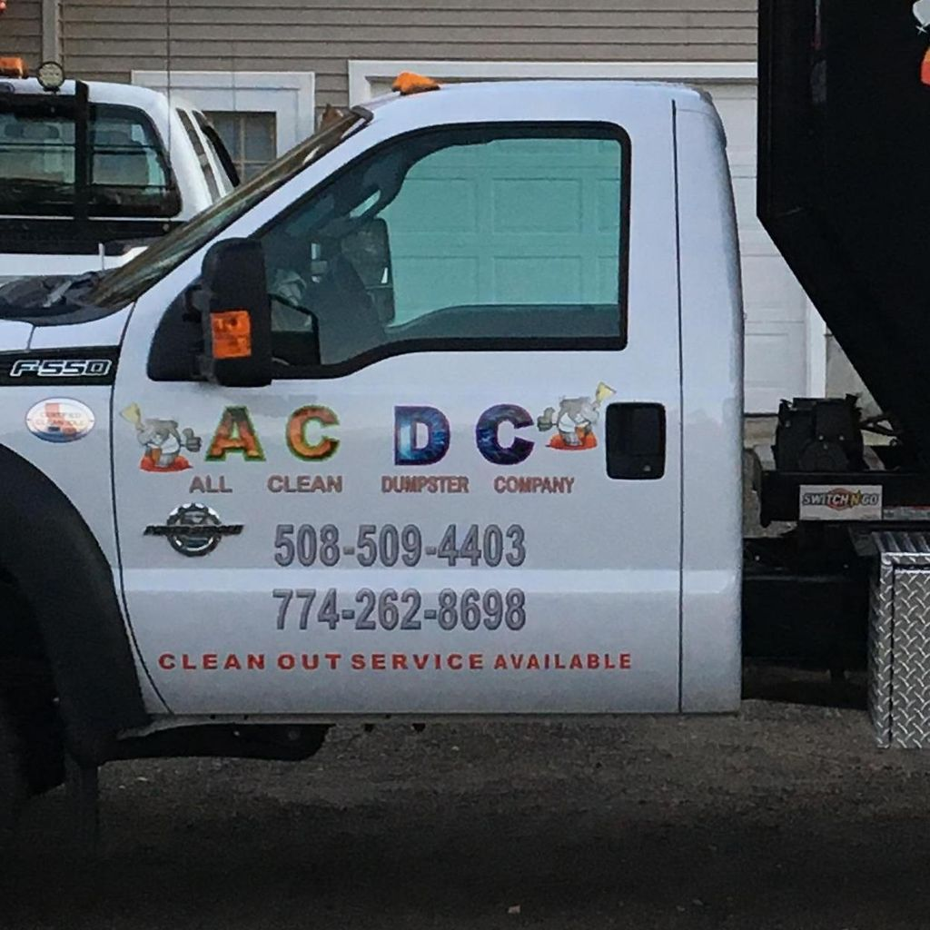 All Clean Dumpster Company (AC DC)