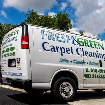 Avatar for Fresh & Green Carpet Cleaning Belleville, IL Thumbtack