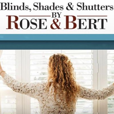 Avatar for Blinds, Shades & Shutters by Rose & Bert Raleigh, NC Thumbtack
