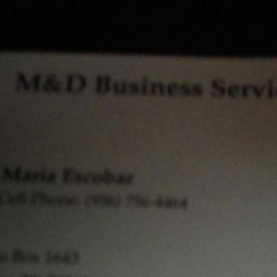 Avatar for M&D General Services Elsa, TX Thumbtack