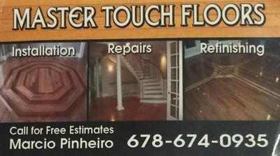 Avatar for Master touch floors