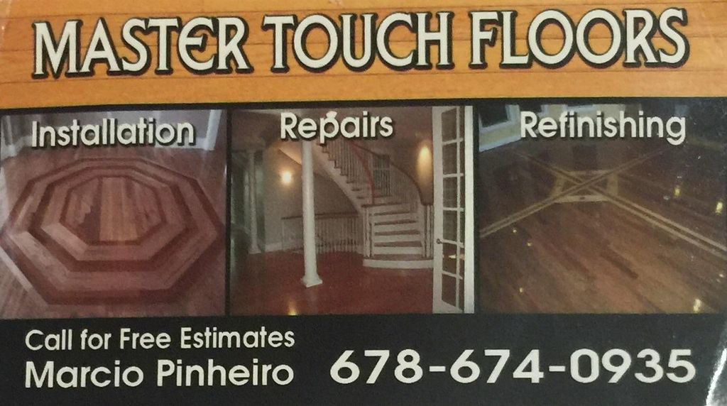 Master touch floors
