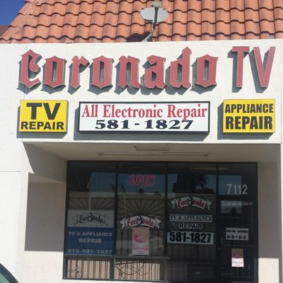 Avatar for Coronado TV & Appliance El Paso, TX Thumbtack