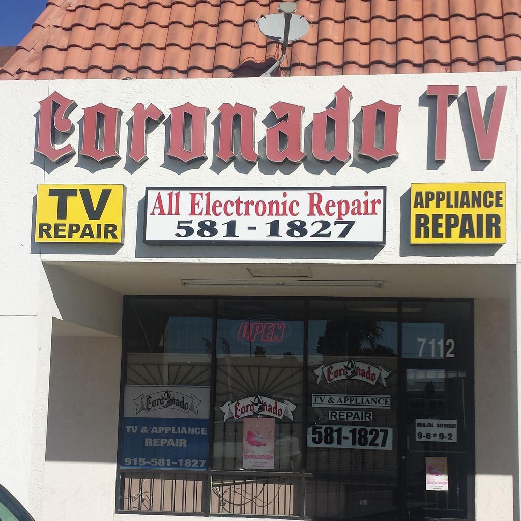 Coronado TV & Appliance