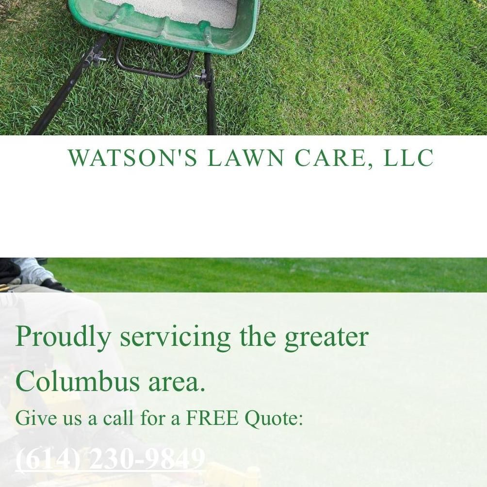 Watson's Lawn Care, LLC